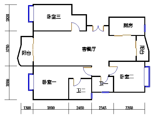 15-19栋2-10层16-01单元