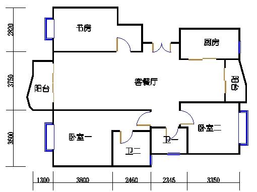 15-19栋2-10层18-01单元