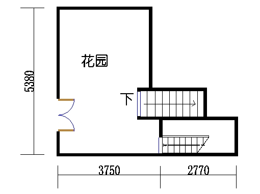 B-2单元顶层