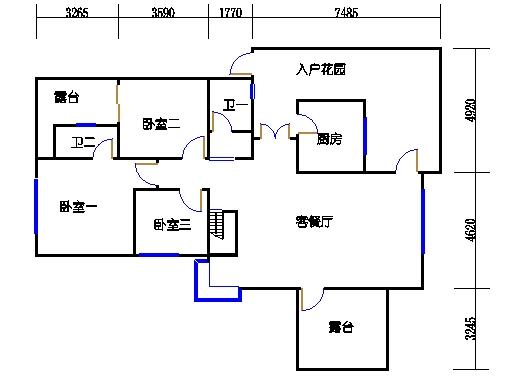 B-5单元下层