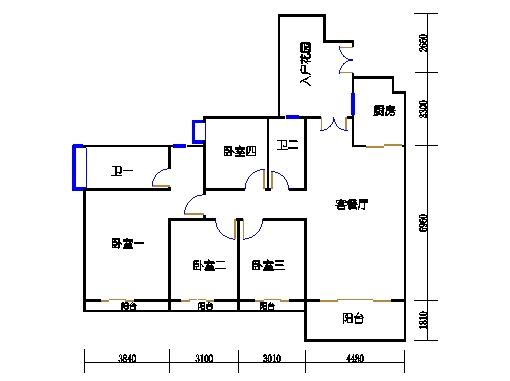 C11栋2层02单元
