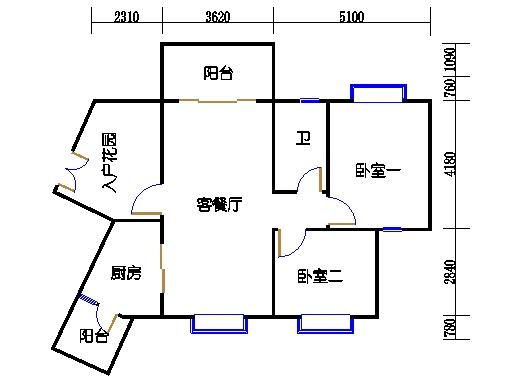 C11栋3层04单元