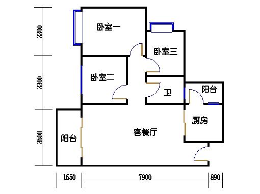 D2.D3栋2层02单元