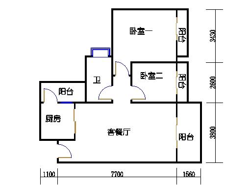 D2.D3栋2层04单元