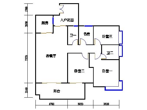 A8栋2层01单元