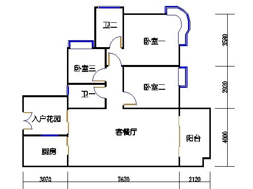 A8栋2层04单元