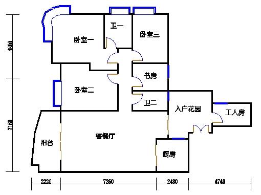 A8栋30-31层02单元