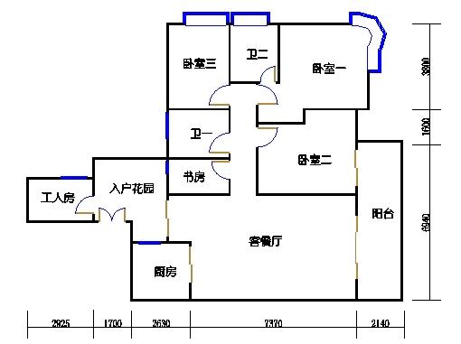 A9栋3-7层01单元