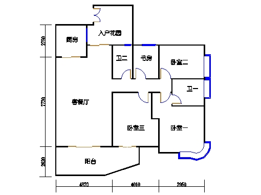 A9栋8-24层01单元