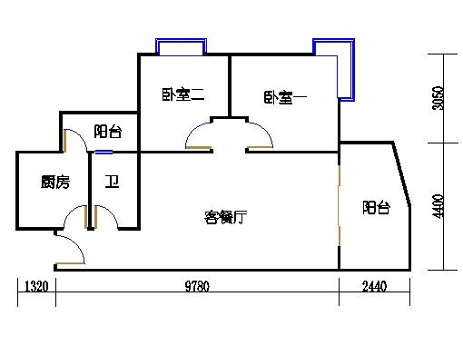A9栋8-24层04单元