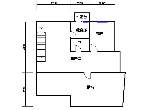 G8Y单元二层