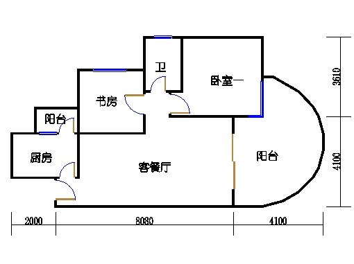 13-15栋B单元