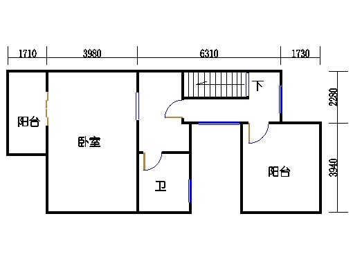 B2单元三层