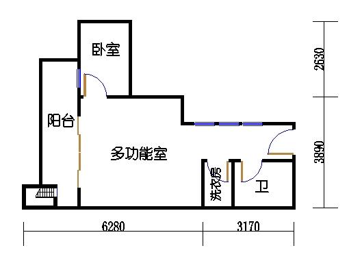 A单元下层