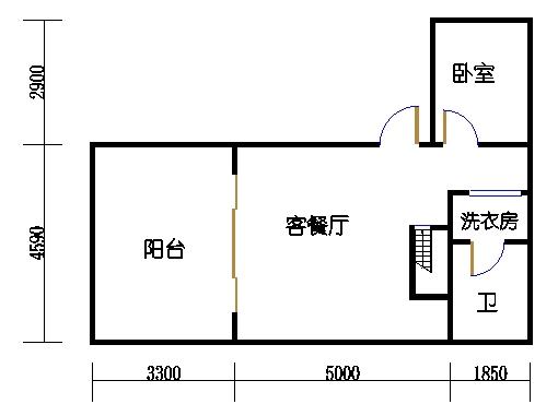 A单元地下层