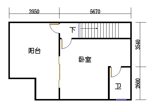 H1单元b三层