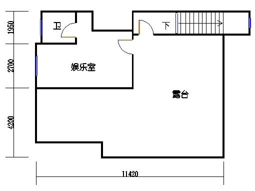 B栋6跃7层上层