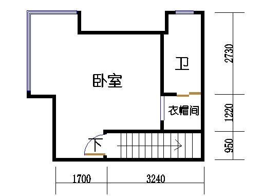 2C2单元偶数层二层