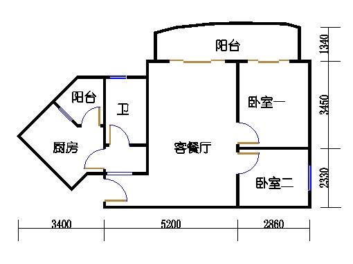 E1栋3-31层07单元