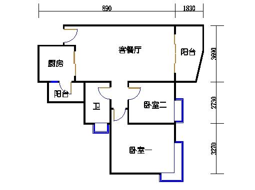 E2栋3-31层06单元