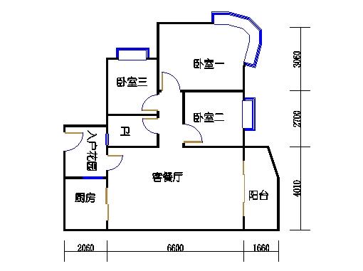 E5栋3-31层05单元