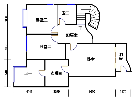 A4-01单元上层