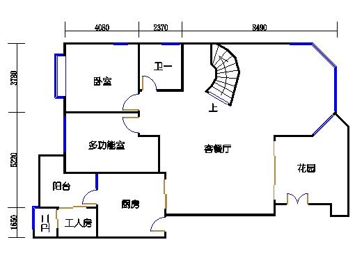 A4-01单元下层