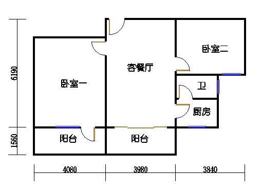 4-7.9层B梯02单元
