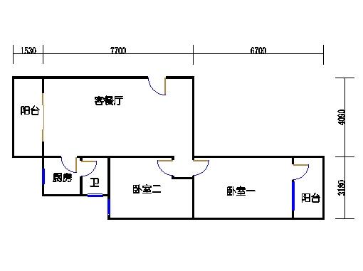 4-7.9层B梯03单元