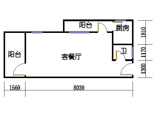 2-9层A梯04单元