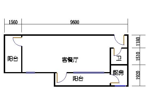 2-9层A梯05单元