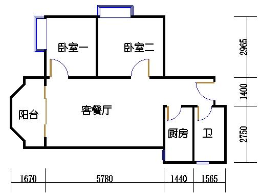 N7栋2-15层02单元