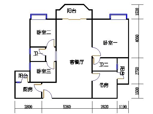N7栋2-15层03单元