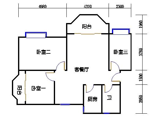 N7栋16-19层07单元