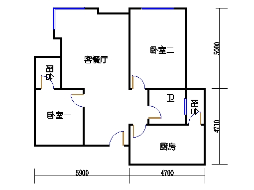 A栋7-29层03单元