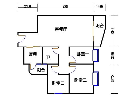6栋4-16层02单元