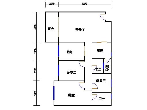 10号楼十层B座02单元