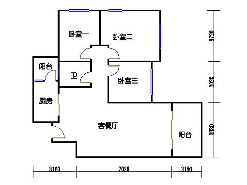 10号楼十层C座04单元