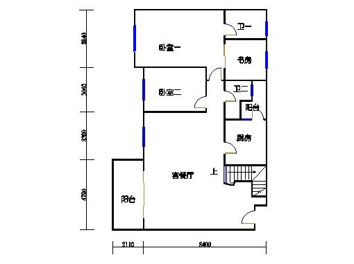 10号楼11层B座01单元一层