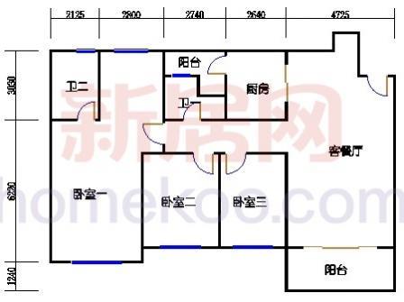 10号楼4层C-01单元