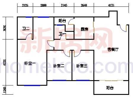 10号楼9层C-01单元