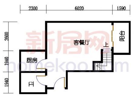 4-16层首层11单元