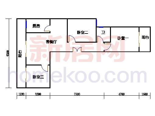 H户型(1-11-03)
