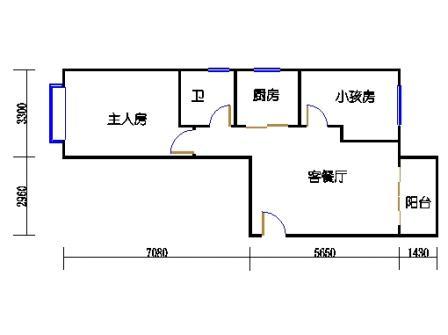 G5楼3单元-9-3