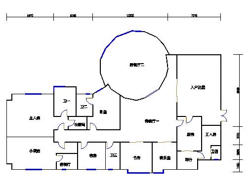 B栋7-11层02单元