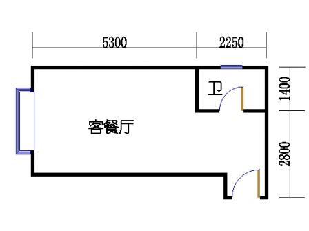 B栋06单元