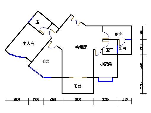 5栋K户型