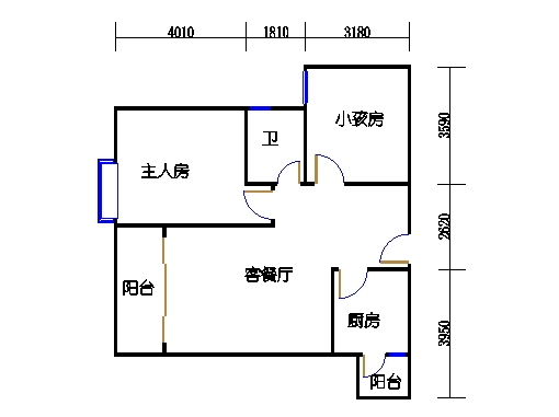 1栋9号(C户型)