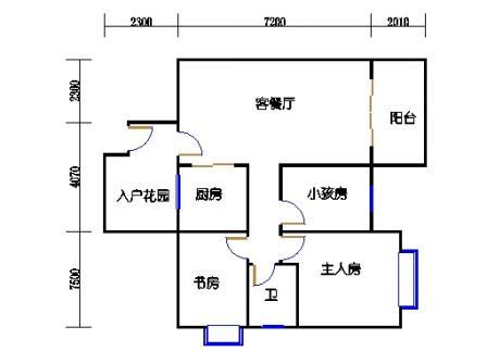 9号楼1层16号03单元
