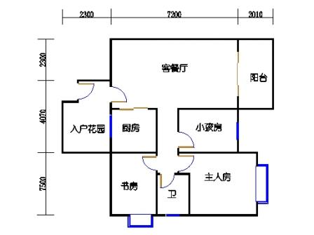 9号楼1层12号03单元